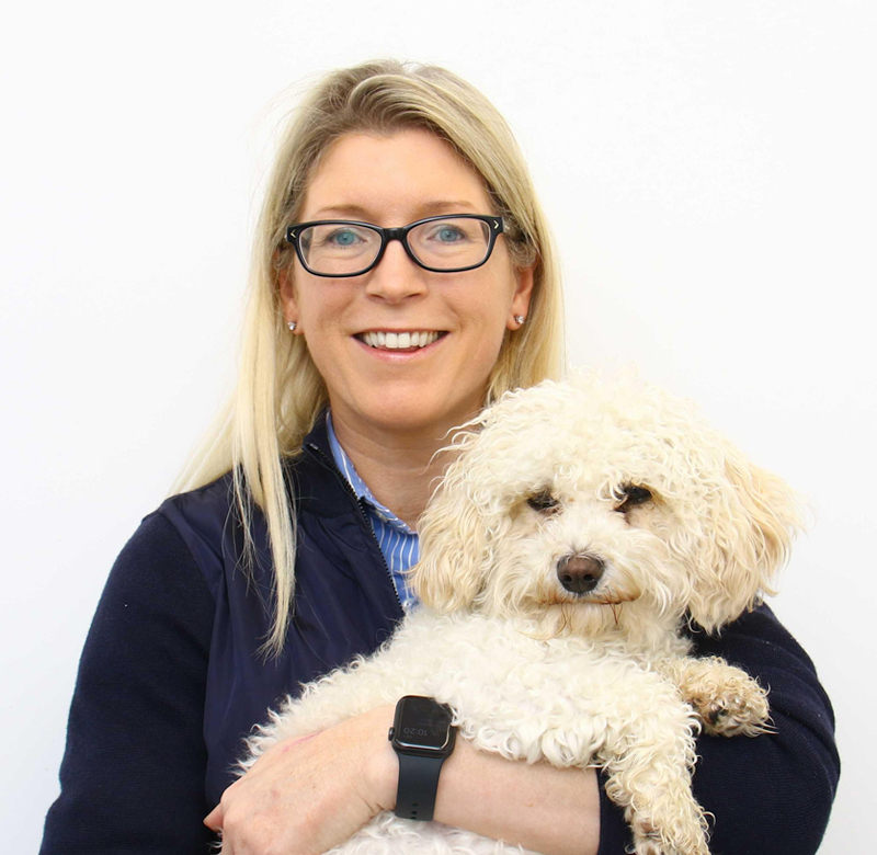 Maeve Walsh - Owner and Veterinary Surgeon of Bushypark Vets, Galway, Ireland